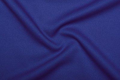 Ткань Трикотаж Джерси (подкладочный) синий пог. м. (7170)