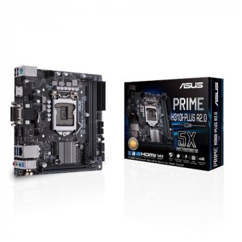 Материнская плата Asus Prime H310I-Plus R2.0/CSM Socket 1151