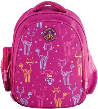 Рюкзак шкільний Cool For School World Cat Day 38 х 29 х 15 см 17 л (CF86557)