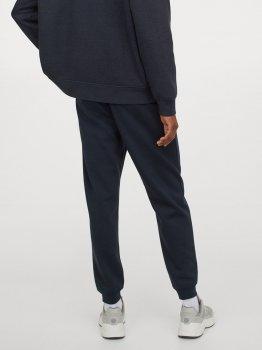 Спортивні штани H&M 1604-8980452 Темно-сині