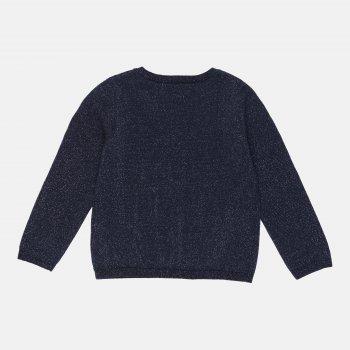 Джемпер H&M 1703-9166922 Темно-синій