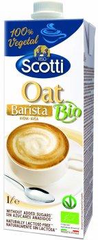 Напиток овсяный Riso Scotti Oat Barista органический 1 л (8001860209741)