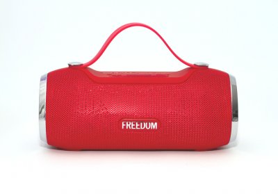 Портативна колонка 4YOU FREEDOM Red