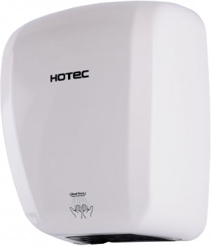 Сушарка для рук HOTEC 11.231-ABS-White