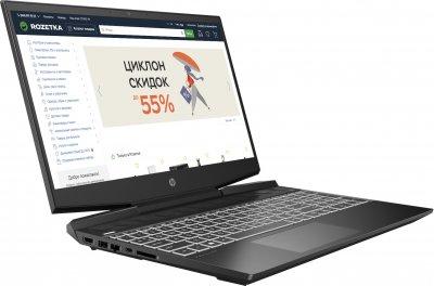 Ноутбук HP Pavilion Gaming 15-dk1012ua (423T0EA) Dark Grey