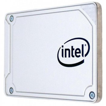 "Накопичувач SSD 256GB Intel 545s 2.5"" SATAIII TLC (SSDSC2KW256G8X1)"
