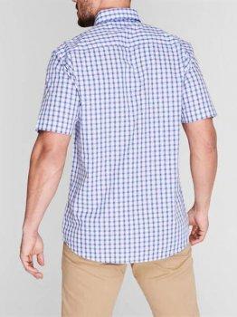 Рубашка Pierre Cardin 550553-72 Blue-White