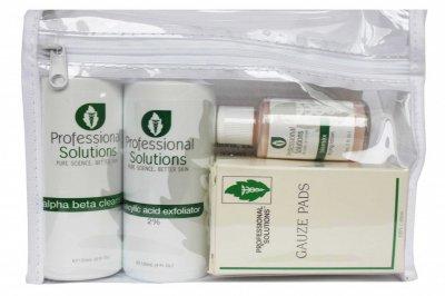Лечение проблемной кожи набор Professional Solutions 120/60/30 /15 мл.