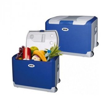 Автохолодильник на колесиках Mystery 40л MTC-401