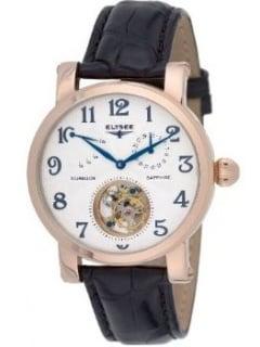 Мужские наручные часы Elysee 49041 Rose gold movement