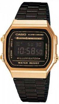 Чоловічі наручні годинники Casio A168WEGB-1BEF