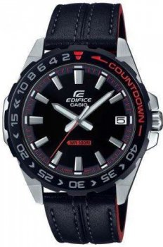 Чоловічі наручні годинники Casio EFV-120BL-1AVUEF