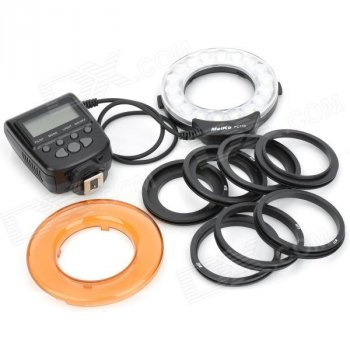 Кольцевая LED макровспышка MeiKe FC-110 (FC110) для камер NIKON