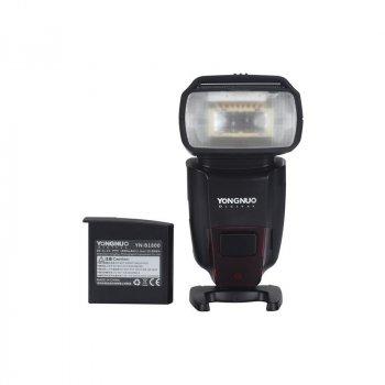 Вспышка для фотоаппаратов CANON - YongNuo Speedlite YN862C с E-TTL и аккумулятором