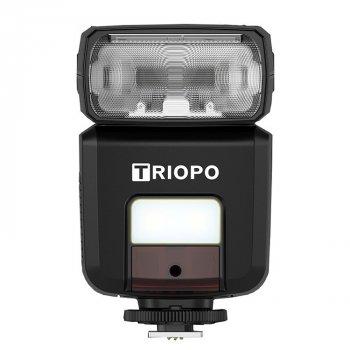 Вспышка для фотоаппаратов Sony - TRIOPO TT350S с TTL и HSS и встроенным синхронизатором
