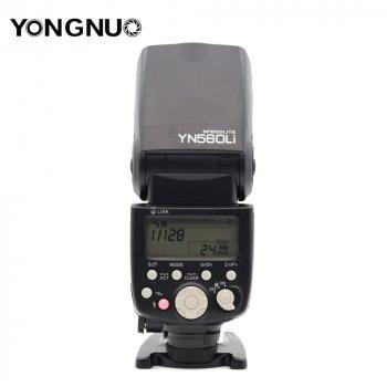 Вспышка для фотоаппаратов PENTAX - YongNuo Speedlite YN560Li KIT в комплекте с аккумулятором