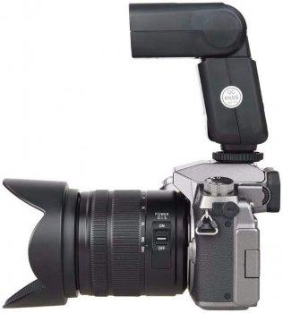 Вспышка для фотоаппаратов Panasonic и Olympus - GODOX TT350O с TTL и HSS и встроенным синхронизатором