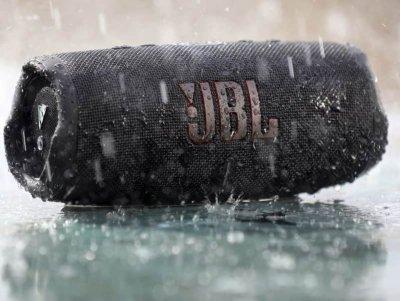 Портативная акустика JBL CHARGE 5 BLK