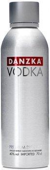 Водка Danzka 0.7 л 40% (5788686123545)