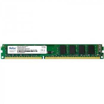 Модуль памяти для компьютера DDR3L 4GB 1600 MHz Netac (NTBSD3P16SP-04)