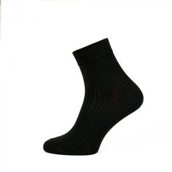 Носки мужские Нова пара средняя высота 406 Черный (12пар)