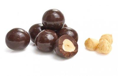 Фундук у чорному шоколаді 1 кг