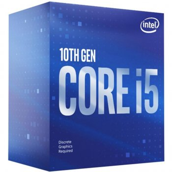 Процесор Intel Core i5 10500 3.1 GHz (12MB, Comet Lake, 65W, S1200) Box (BX8070110500)
