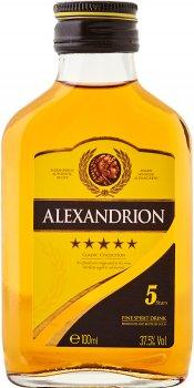 Крепкий алкогольный напиток Alexandrion 5* 0.1 л 37.5% (5942122010268)