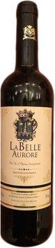 Вино la Belle Aurore червоне сухе 0.75 л 13% (3760010296141)