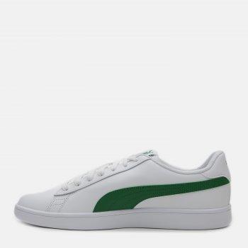 Кеды Puma Smash V2 L 36521503 Puma White-Amazon Green