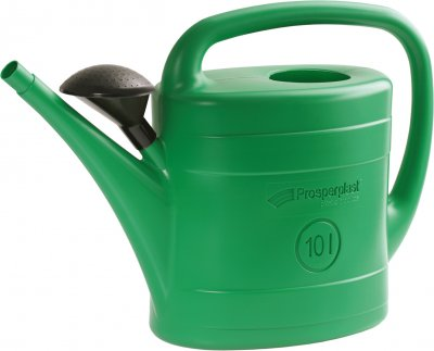 Садова лійка Prosperplast Spring 10 л Зелена (5905197654744)