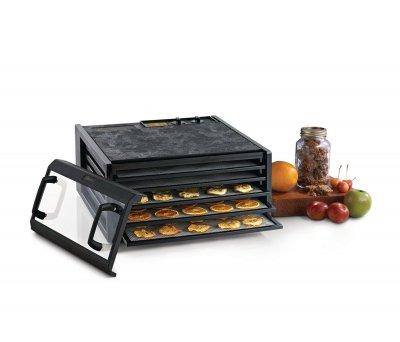 Сушилка для овощей и фруктов (дегидратор) Excalibur 4526T черный