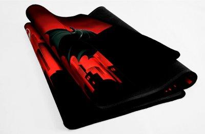 Игровая поверхность WorkPlaceShop DC Бэтмен 90х 400х900 мм