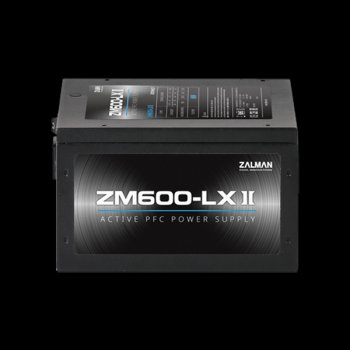 Блок живлення Zalman 600W ZM600-LXII