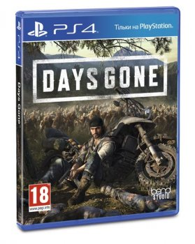 Игра для PS4 Days Gone Blu-Ray диск (9795612)