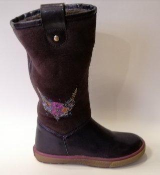 Зимние сапоги Bartek 717744/2 фиолетовые