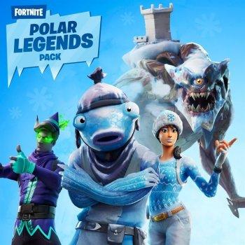 Подарочная карта Fortnite Polar Legends Pack «Зимние легенды»