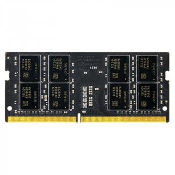 Модуль пам'яті для ноутбука SoDIMM DDR4 16GB 2400 MHz Team Elite (TED416G2400C16-S01)
