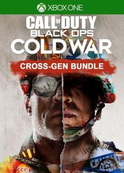 Call of Duty®: Black Ops Cold War - Cross-Gen Bundle карта оплаты для Xbox One