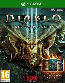 Diablo 3 III: Eternal Collection карта оплаты для Xbox One