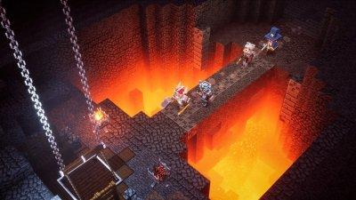 Ключ активации Minecraft Dungeons (Майнкрафт) для Xbox One/Series