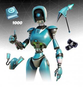 Подарочная карта Fortnite - набор Robo-Ray Pack (Фортнайт набор «Робо-Лучик») для Xbox One/Series