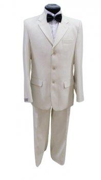Чоловічий костюм West-Fashion 725 білий 188