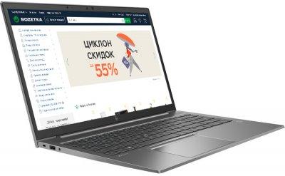 Ноутбук HP ZBook Firefly 15 G8 (1G3U4AV_V5) Silver