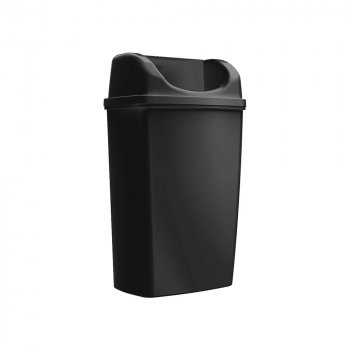 Відро настінне Rulopak 3521 25 літрів чорне