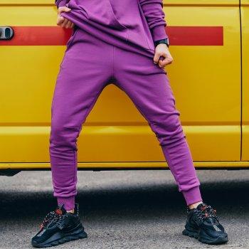 Спортивные штаны Over Drive Jog фиолетовые