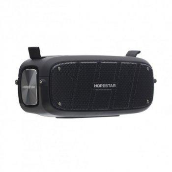 Портативна колонка Hopestar A20 (55W) Bluetooth Акустична стерео система з функцією TWS Black