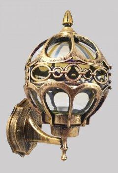 Настінний ліхтар (32х18х20 див.) Золото постарене YR-716-a/n-p