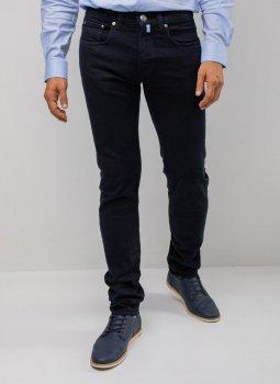 Оригінальні джинси з ексклюзивного сегмента Le Bleu в темно-синьому кольорі (А: 1504/01 М: 30031)