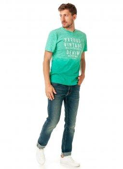 Джинси Pierre Cardin з колекції Future Flex зі смарагдовим відтінком